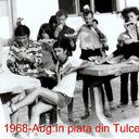 1968 aug. Tulcea